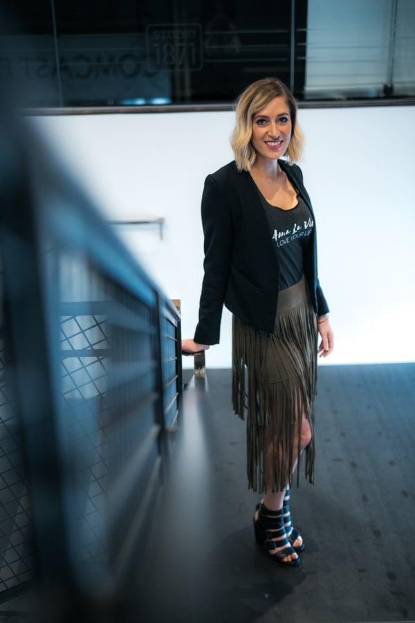 Nicole Wood, Founder, Ama La Vida