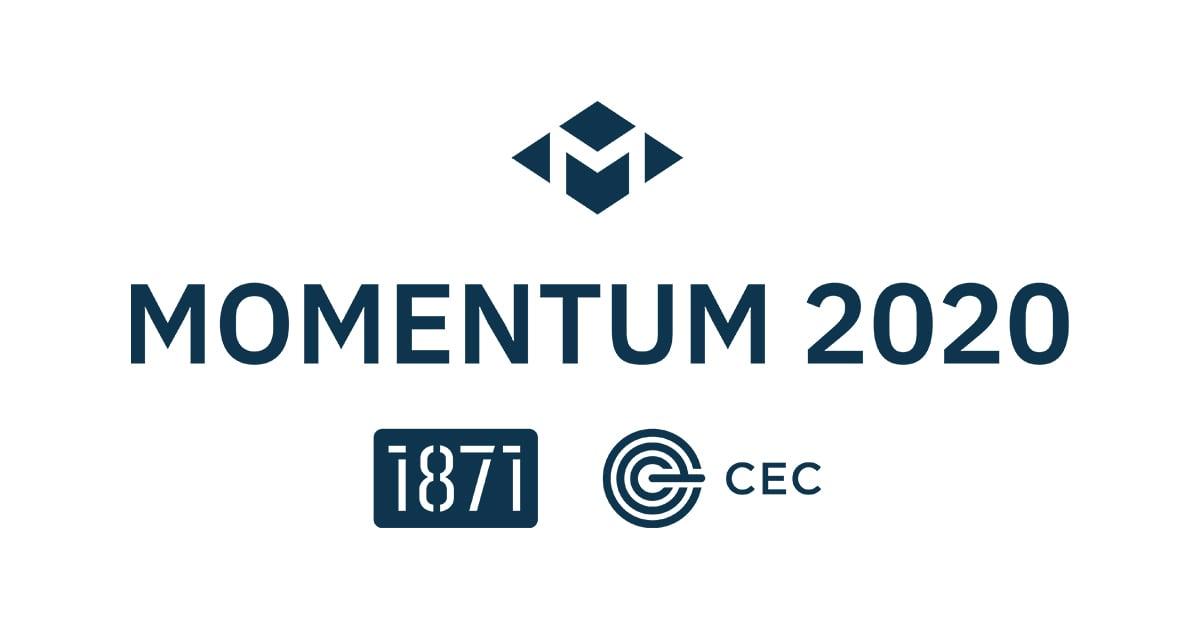 Momentum 2020 Logo Lockup
