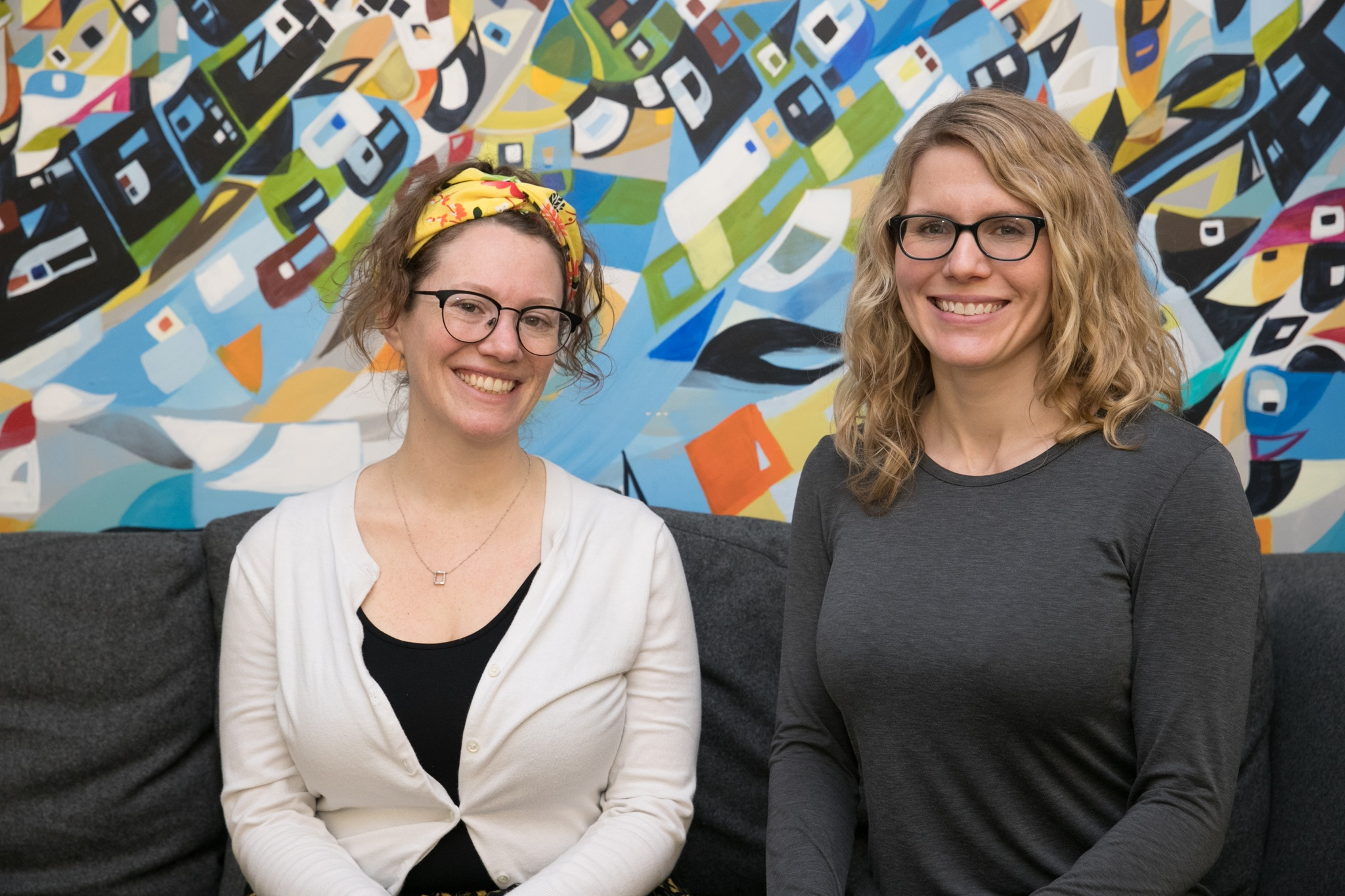 Chelsea Sprayregen and Hannah Meyer, Co-Founders, Pie for Providers