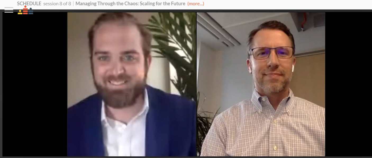 FireShot Capture 017 - Managing Through the Chaos_ Scaling for the Future - ScaleUp Chicago _ - www.crowdcast.io